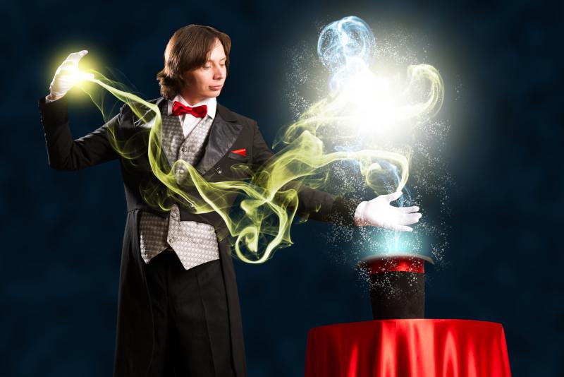 Le top 5 des magiciens célèbres