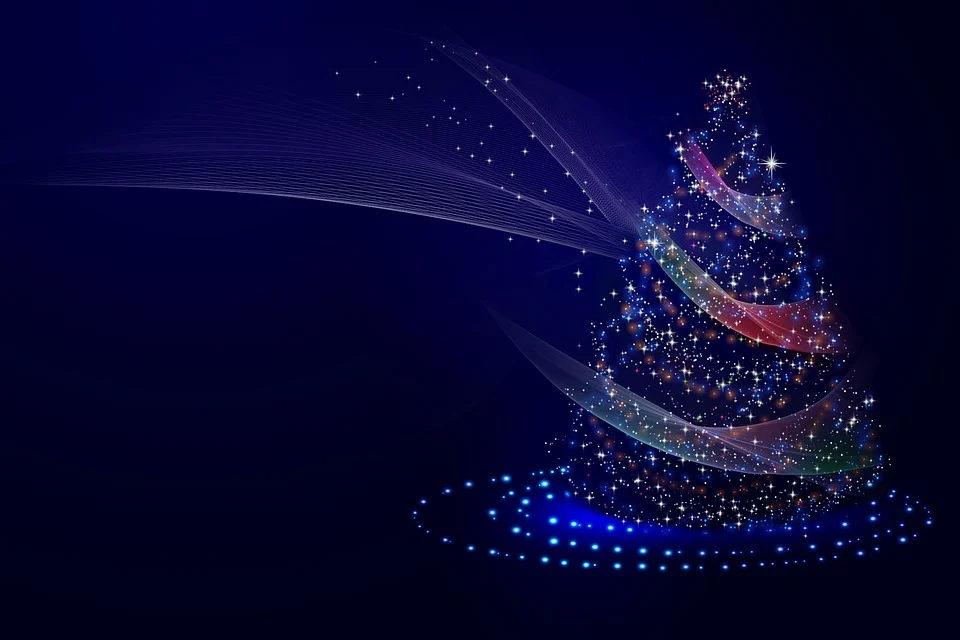 D'où vient le spectacle arbre de Noël pour entreprise?