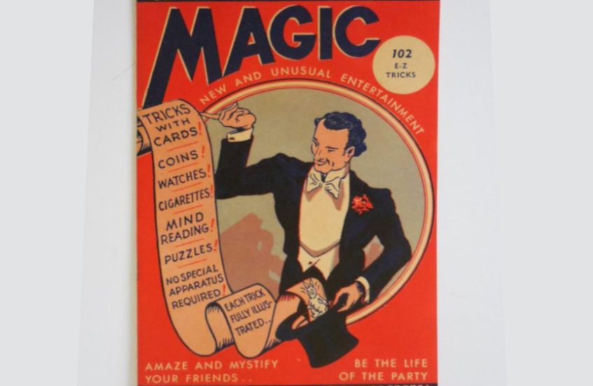 Topit, l'accessoire idéal en magie