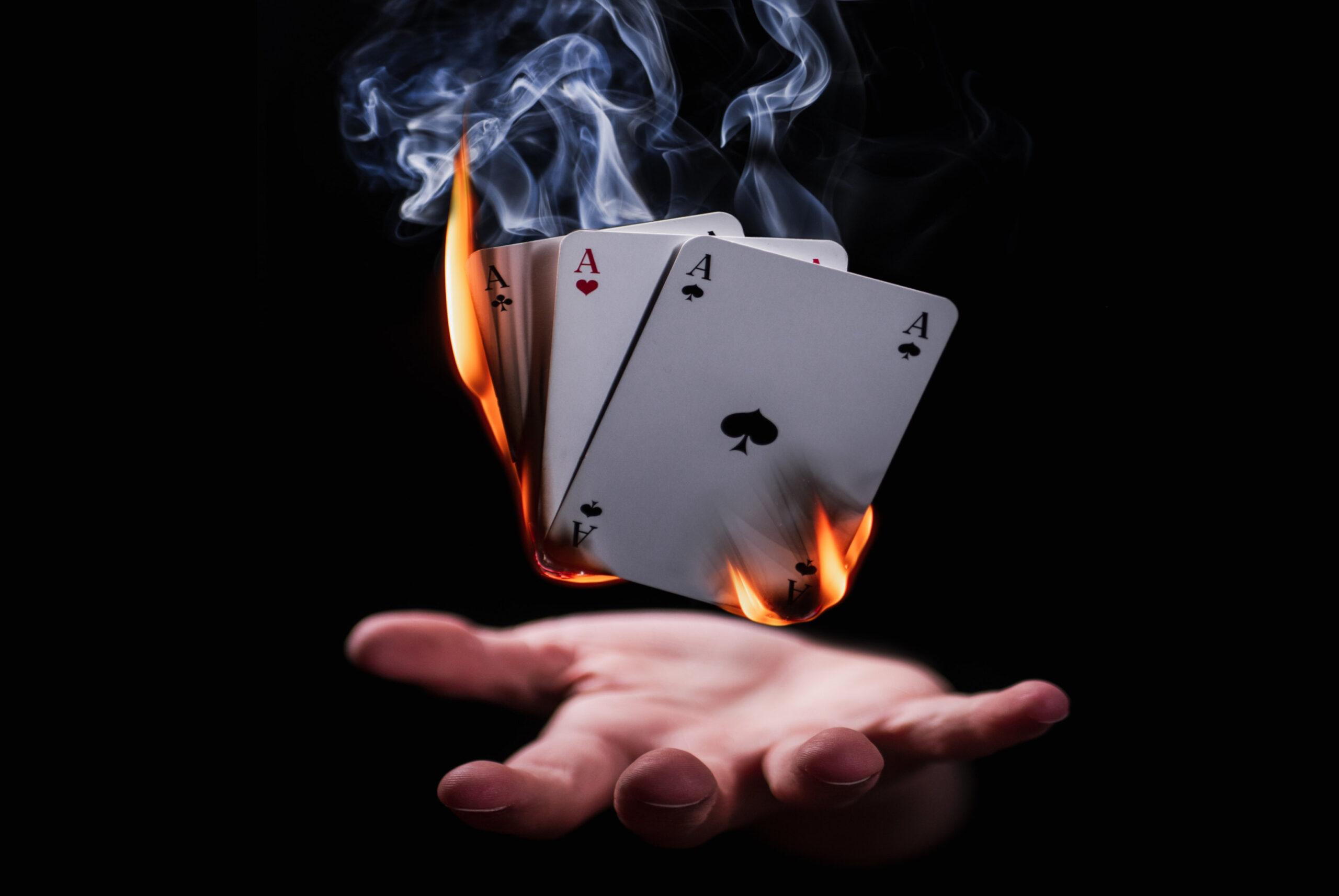 Tout savoir sur les cartes de magie et quels jeux