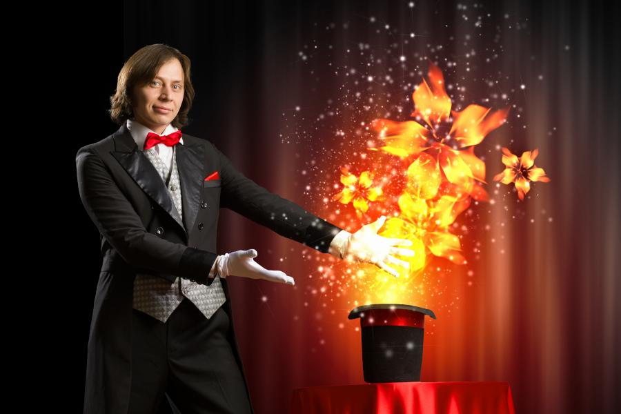 Pourquoi un magicien pour animer une entreprise en magie close-up ?