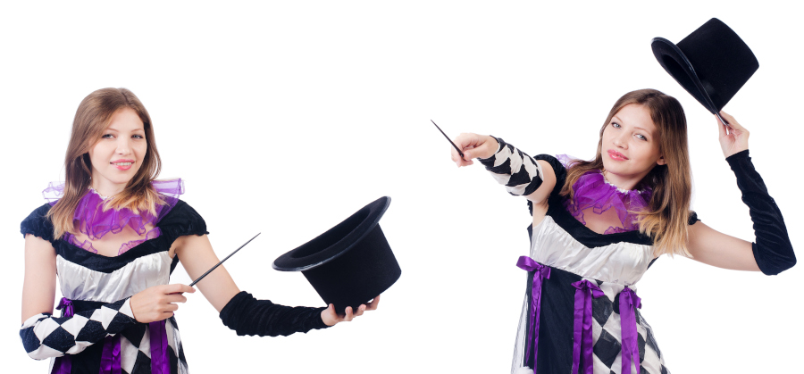 6 femmes magiciennes que vous devriez connaître