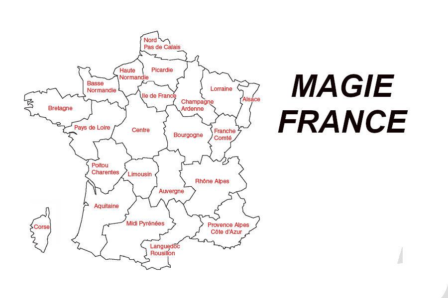 Les 5 magiciens préférés en France