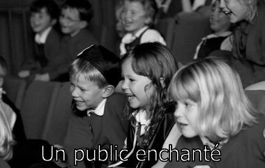 Spectacle enfants Mende de magie