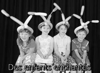 Spectacle enfants Privas de magie